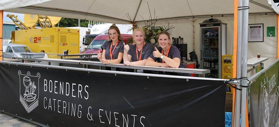 Team Boenders - Boenders Catering - Over ons - dames