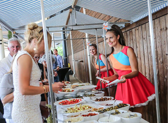 Boenders Catering - FBK - sport event - publieke events