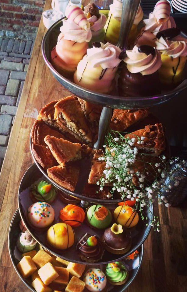 Boenders Catering - huisgemaakte zoetigheden - privé events