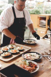 Boenders Catering - Maatwerk - kok