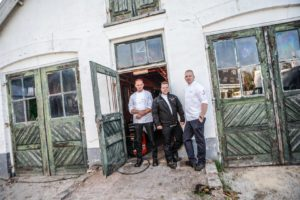 Team Boenders - Boenders Catering - Over ons - Restaurant de ruif