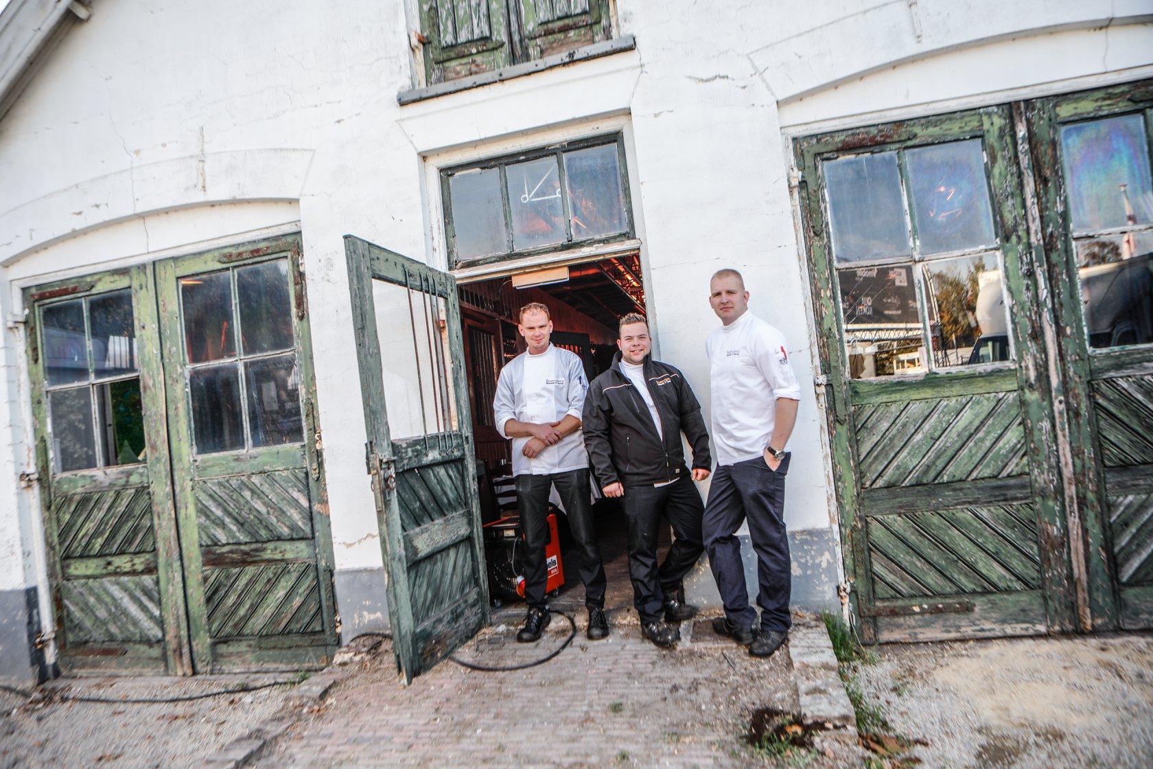 Team Boenders - Boenders Catering - Over ons - Restaurant de ruif