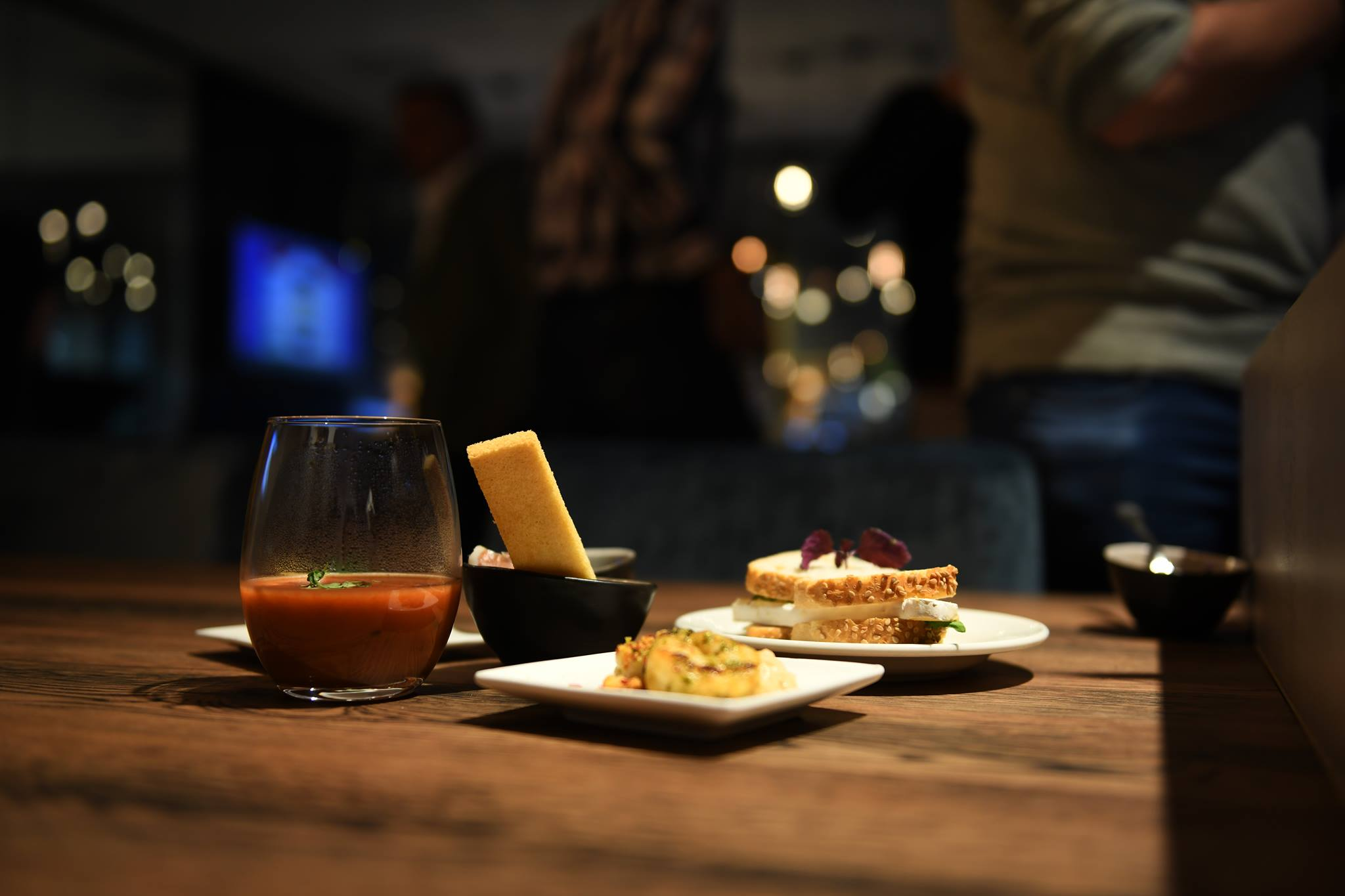Live Tapas - culinair - Boenders Catering