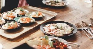 Shared Dining - Boenders Catering
