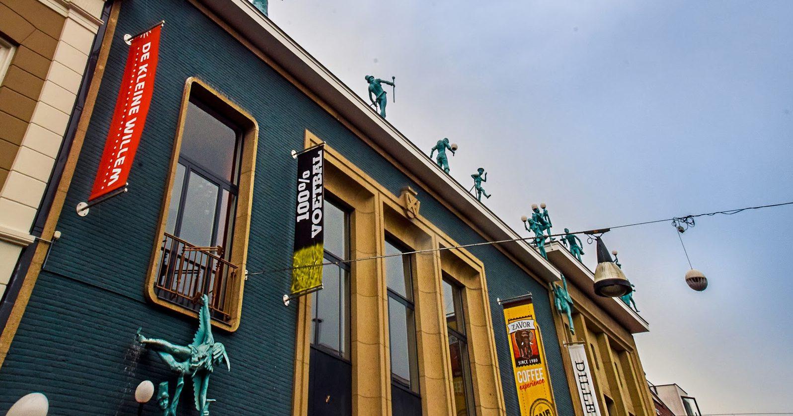 De Kleine Willem - buitenkant - locatie - Boenders Catering