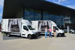 Team Boenders - Boenders Catering - Over ons - Vrachtwagens