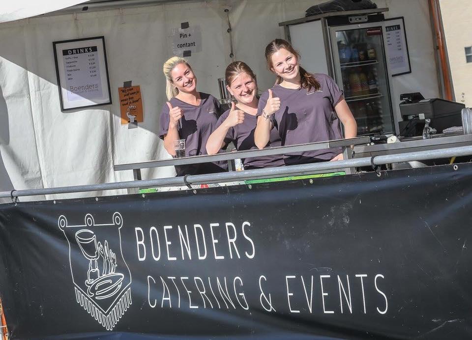 Boenders Catering - Team - Over ons - FBK 2017