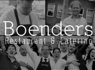 Team Boenders - Boenders Catering - Over ons - BBB