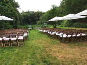 Ceremonie - Landgoed den Vossenbosch - Boenders Catering
