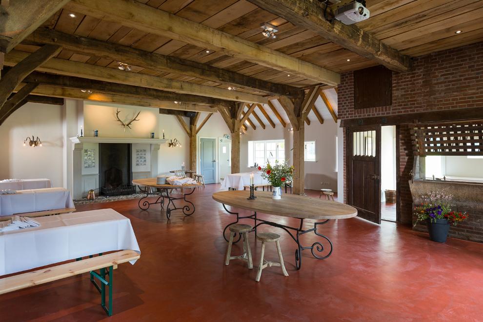 Hof te Boekelo - Boenders Catering - Locaties - Binnen