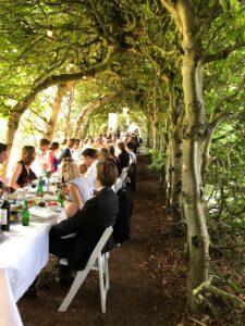 Huis 't Joppe - locaties - Boenders Catering - trouwlocatie - loofgang diner