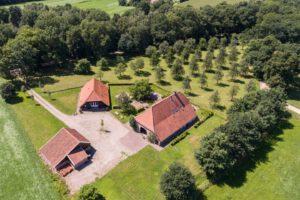Erve Klein Avest - Boenders Catering - Locaties - drone2
