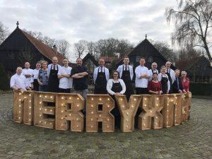 Kerst - Boenders Catering - Wapen van Beckum - Restaurant Bij Boenders - Merry Xmas